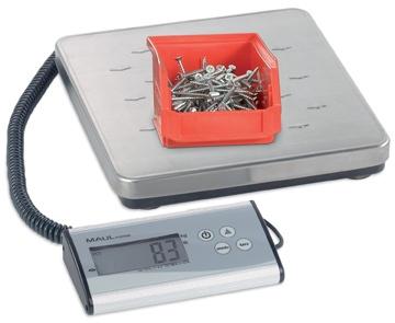 Digitale weegschaal 120kg