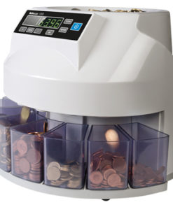 Muntgeld telmachine